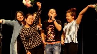 Klo Kweh Live Show 2016 Melbourne  ( Salween River ) By Saw Lah Htaw Wah