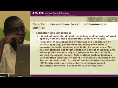 Panta Kasoma - Jane Goodall Institute Uganda
