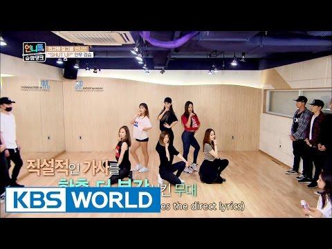 JYP dance theory [Sister's SlamDunk/2016.08.26]