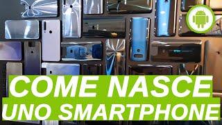 La STORIA di uno smartphone: dagli (assurdi) prototipi al vero ZenFone 6