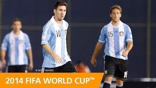 World Cup Team Profile: ARGENTINA