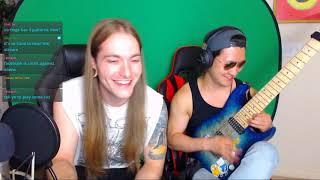 Rings of Saturn Band Live Stream 1 - Lucas Mann - Yo Onityan - Joel Omans - Ian Bearer