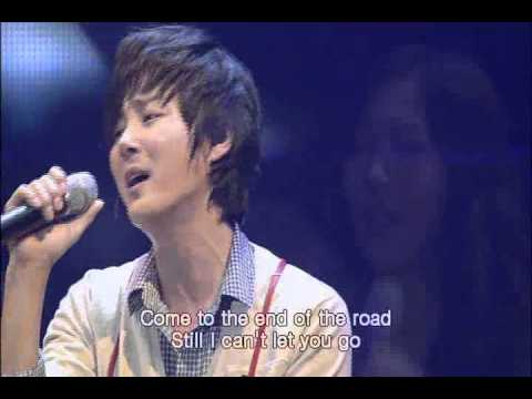 Shin Hye Sung - I'll make love to you+end of the road.mp4