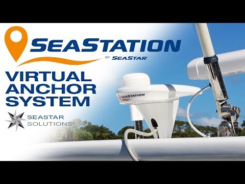Sea Station GPS position locking