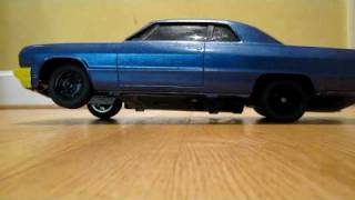 Radio Shack '64 Impala RC Overhaul