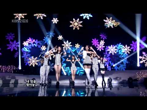 [HD] After School_-_Because Of You(너 때문에) 091218