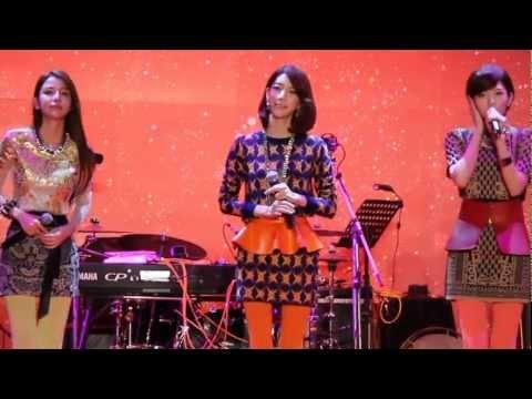 Dream Girls - 愛情微波爐 (2013 臺北燈節)
