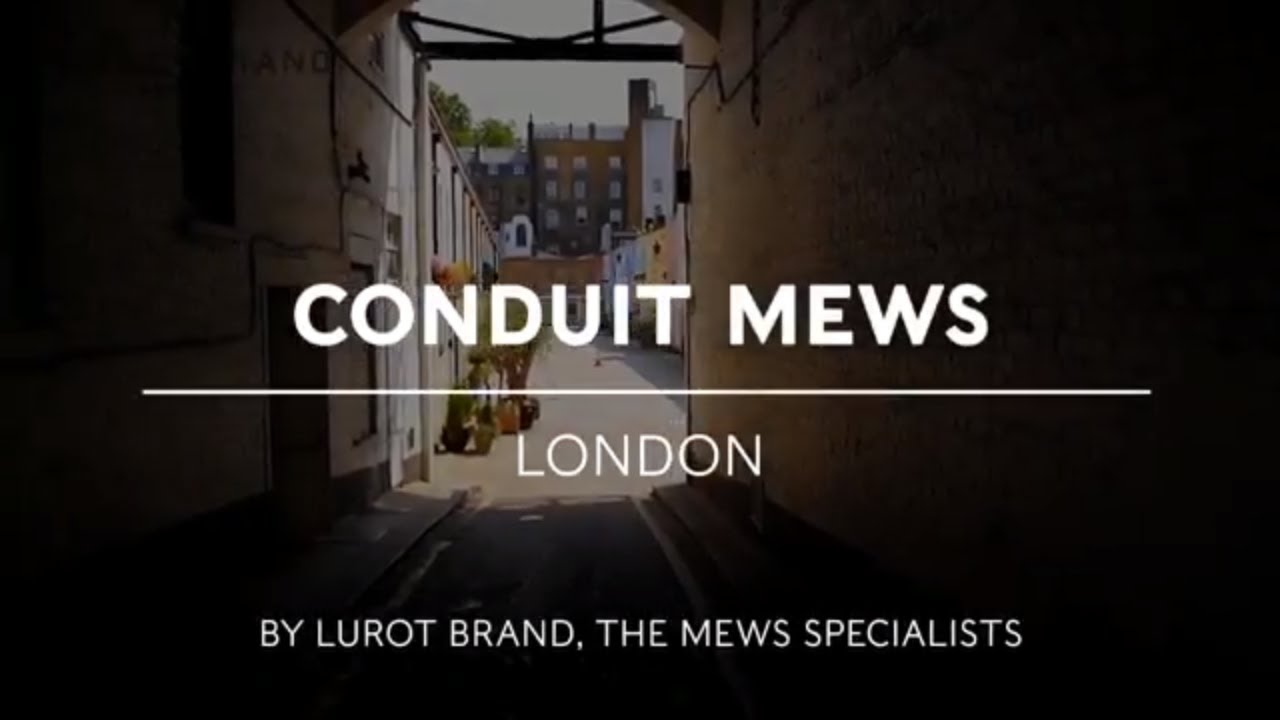Conduit Mews