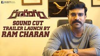 Ranarangam Sound Cut Trailer Launched by Ram Charan- Sharw..