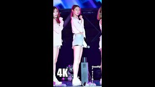[4K]180914 AOA(에이오에이) 설현(SeolHyun) Excuse Me 직캠 2018 김해  경상남도생활체육대축전 by BusanWolf