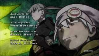 Soul Eater OP/ED Toonami Versions (1080p HD)