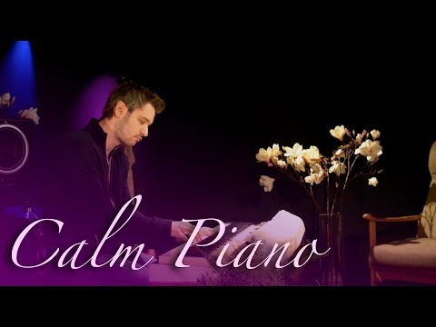 Calm Piano Music - study music, think, reflect, write, code, paint