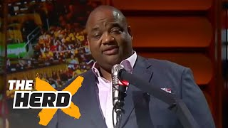Jason Whitlock gives impassioned opinion on LeBron's Nike equality commercial   THE HERD