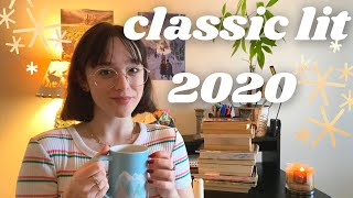Ranking every classic I read in 2020✒️