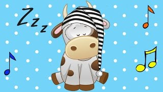 Baby Lullaby and Relaxing River Sound ♫❤ Baby Sleep Music ♫❤