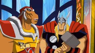 The Story of Beta Ray Bill/Beta Ray Bill gets StormBreaker