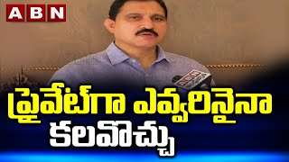 Face to Face with Sujana Chowdary on AP political crisis..