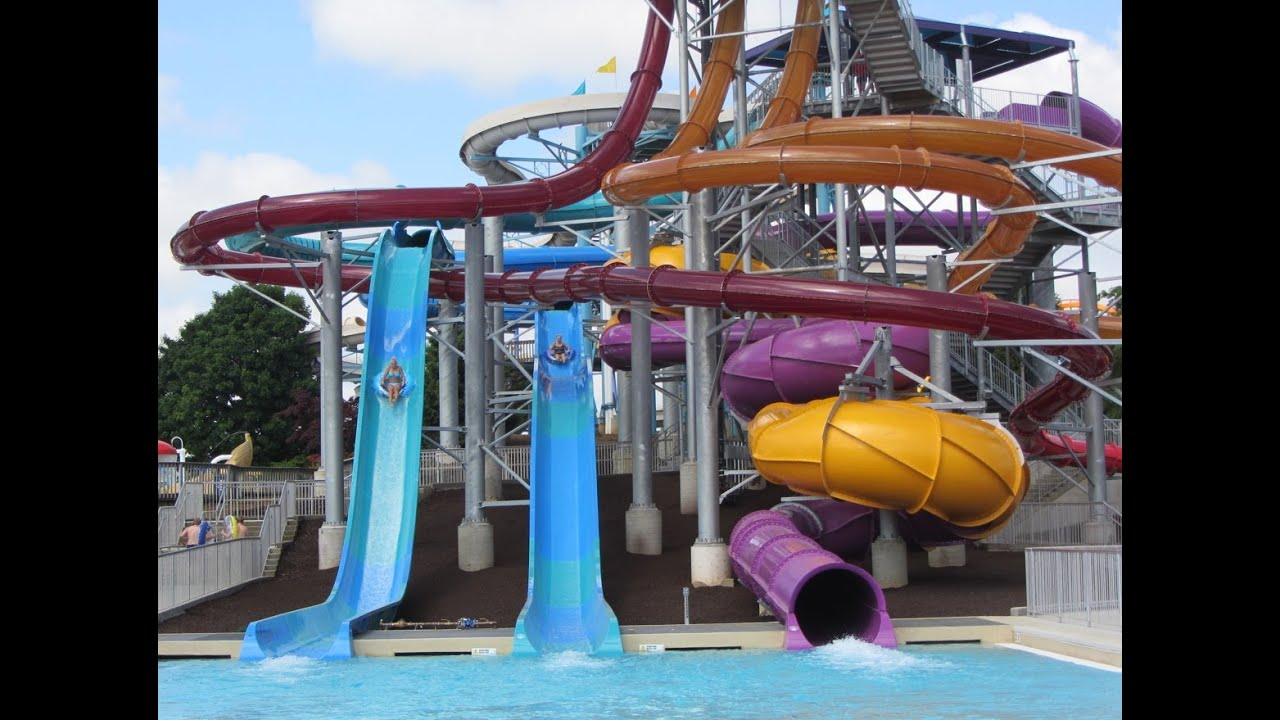 Dorney Park Amp Wildwater Kingdom Opens Snake Pit New For
