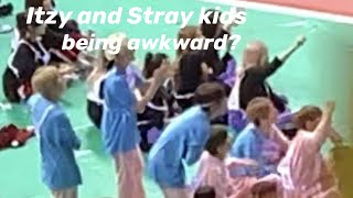 Stray kids and Itzy moments I think about alot (part 3)
