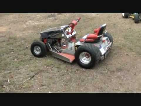 Lawn Mower Racing >> Queenland Mower Racing at Willowbank Raceway - YouTube