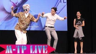 Sơn Tùng MTP & Hứa Vĩ Văn   Sexy Dance   Fan meeting   05.07.2016