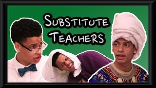TYPES OF SUBSTITUTE TEACHERS