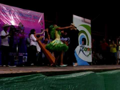 BAILE DE JOROPO ganadores reyes del joropo 2010 arauca