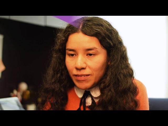 Mujeres que Inspiran. Rocío Nahiely Velasco Santos