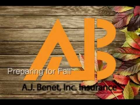 A.J. Benet | Prepping Your Home for Fall/Winter |