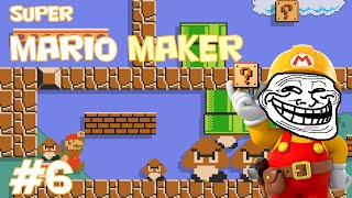 Mario Maker Troll Levels - Unbeatable Course #1