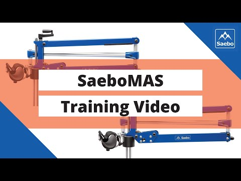 SaeboMAS Training Video