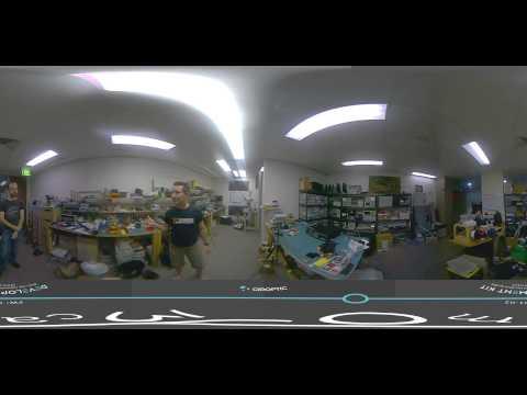 Иднината на интернет видеата ПРИСТИГНА: Гледачот може сам да ја контролира камерата