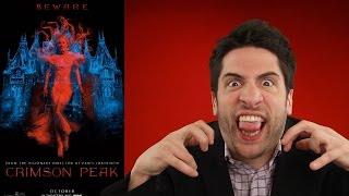 Crimson Peak –  Movie Review