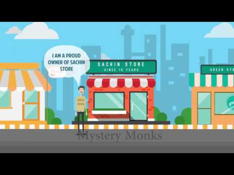 Revolutionary retail infrastructure as a service by Smartlyne india