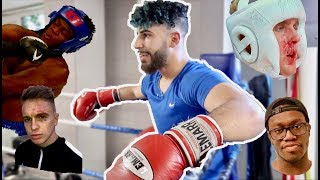 My Next Boxing Opponent Is... - YouTube