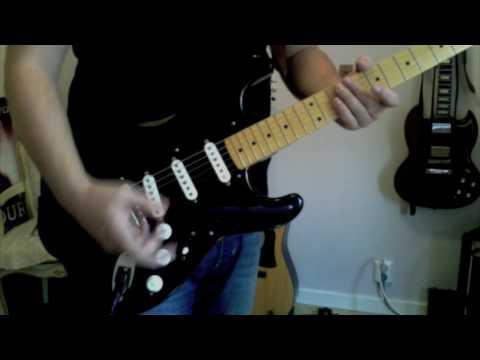 "Pink Floyd - Echoes ""seagull"" effect tutorial"
