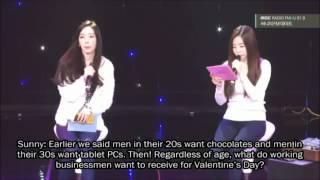 [SNSD] Sunny & Taeyeon - When 2 perverts meet ( Da