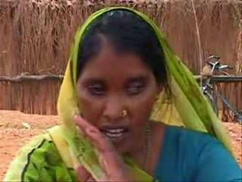 Dalit women in Sonbhadra UP