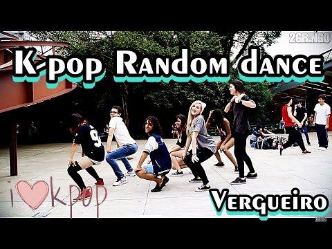 K-pop Random Dance na Vergueiro