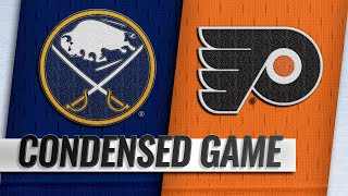 02/26/19 Condensed Game: Sabres @ Flyers