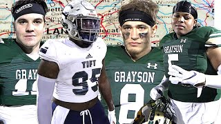 #4 in the Nation -  Grayson High v Tift County 🔥Georgia Playoff Football | Action Packed Highlights
