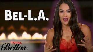 Nikki Tells Brie Bella She Wants to Move to L.A. | Total Bellas | E!