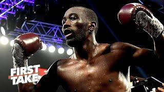 Stephen A. & Max react to ESPN's Pound-for-Pound Boxing Rankings   First Take