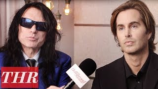 Tommy Wiseau & Greg Sestero of 'The Disaster Artist'   Independent Spirit Awards 2018