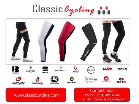 Women's cycling Leg warmers @ Classic Cycling