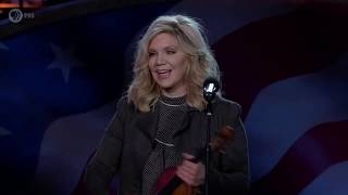 "Alison Krauss performing ""Amazing Grace"" on the 2019 National Memorial Day Concert"