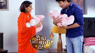 Diya Aur Baati Hum 18th March 2015 Full Episode | Sandhya, Suraj have a baby boy