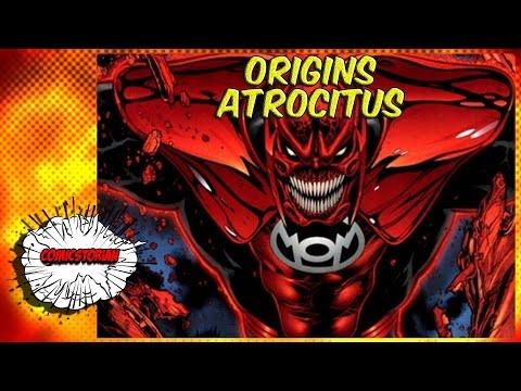 Atrocitus (Red Lantern) Origins