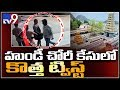 Kanaka Durga temple staffer caught stealing gold chain in Vijayawada