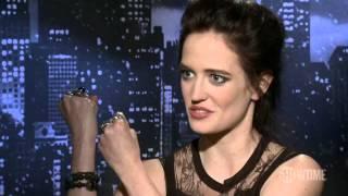 Eva Green Web: Eva Green Penny Dreadful E! Online Interview
